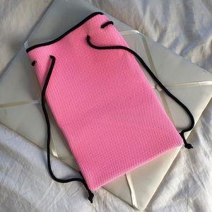 Triangl Neoprene Drawstring Bag